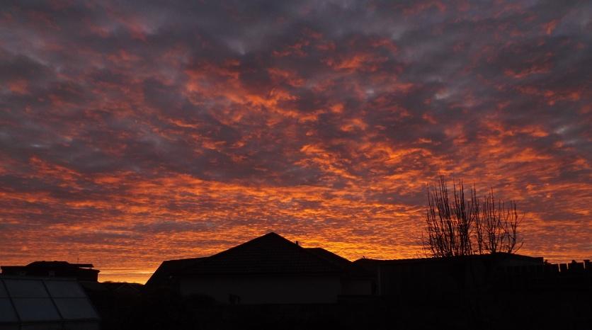 Winter Sunrise Arbroath