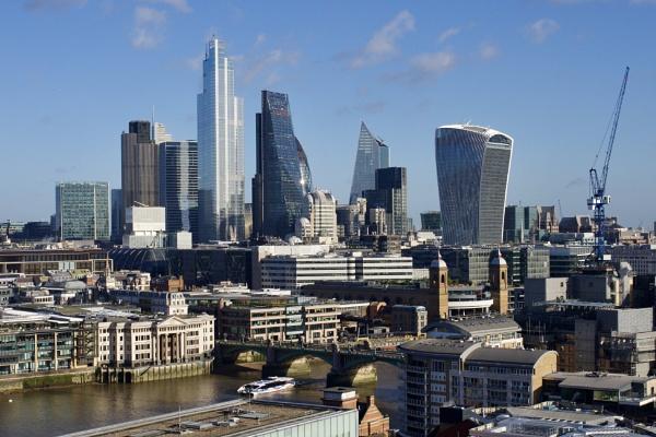 London\'s changing skyline by prtd