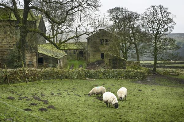 Erringden Grange by iangilmour