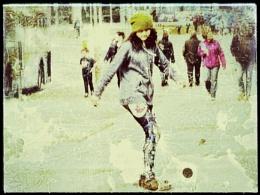 The Skateborder.
