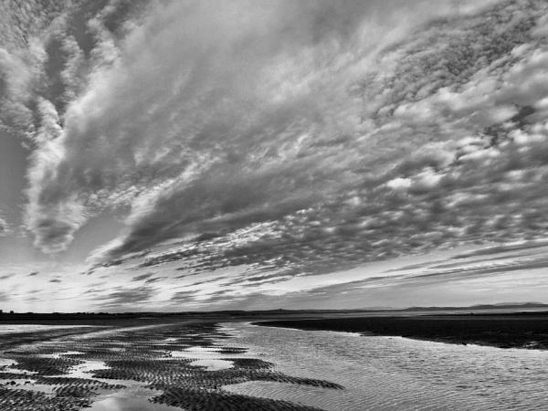 Skys at Sandhead by Backabit