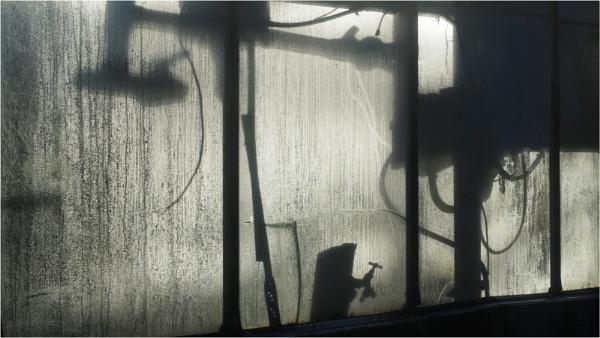 Shadows on Glass by fredsphotos