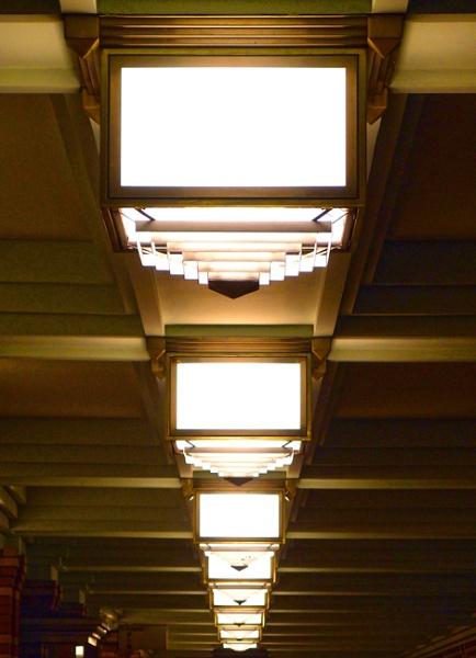 Art Deco Lights by FotoDen