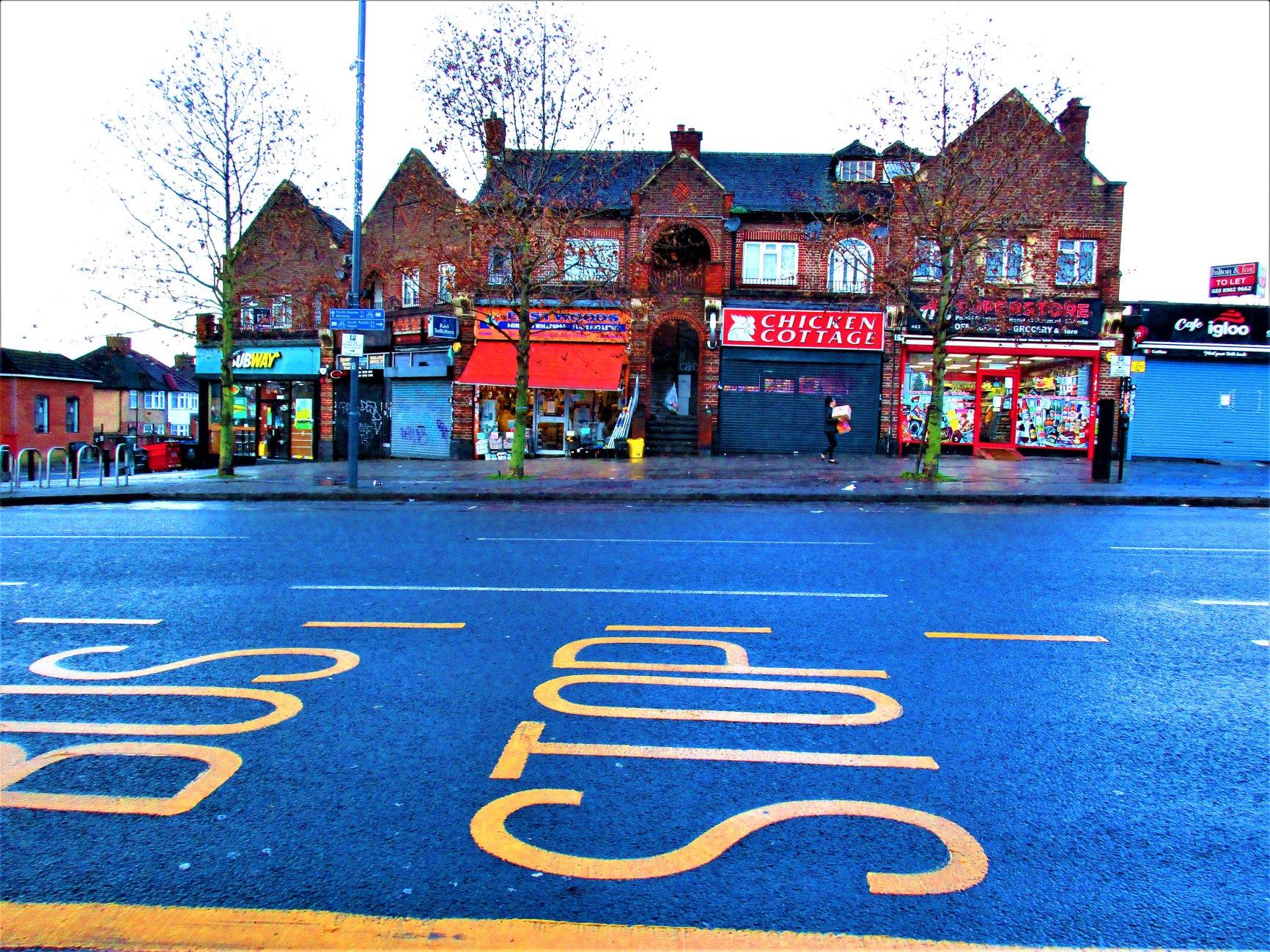 Bus Stop #2