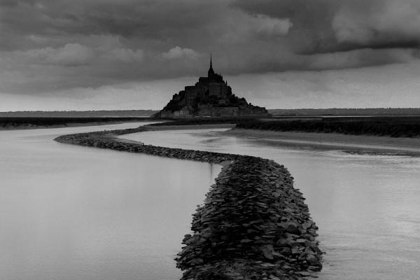St Mont Michel by hsreid