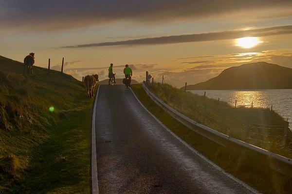 The bike tour by hsreid
