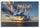 Sunset over Mexico by IainHamer