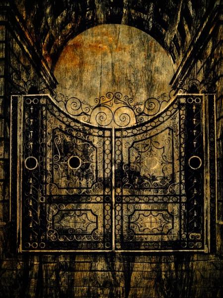 Gilded Gates by adagio