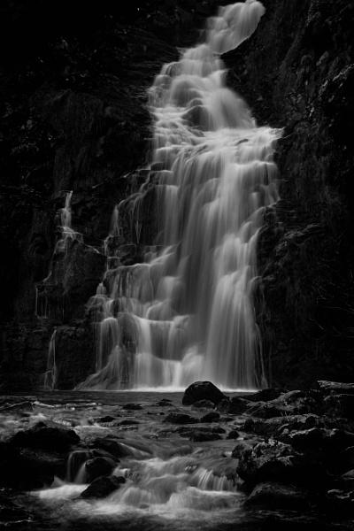 Assaranca Waterfall by swilliams71