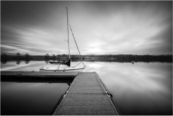 Moored in a dream