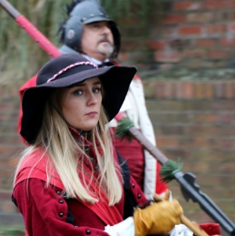 Sealed Knot faces