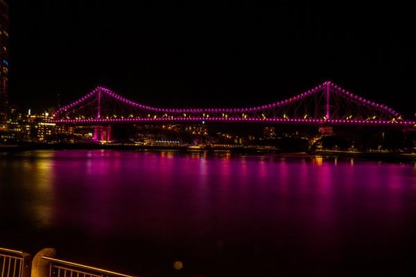 Story Bridge, Brisbane. by terra