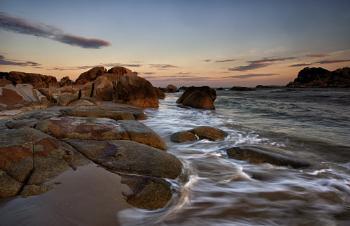 Red Rocks South China Sea