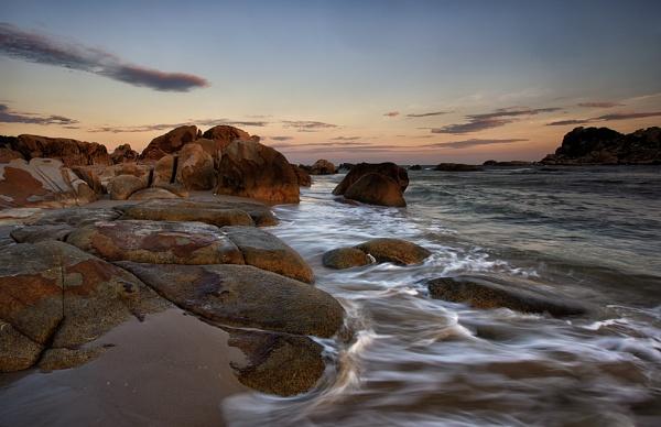 Red Rocks South China Sea by Buffalo_Tom