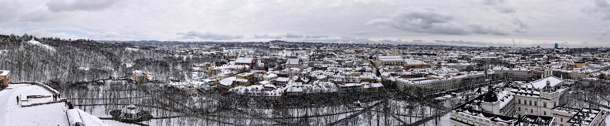 Vilnius Old Town Lithuania