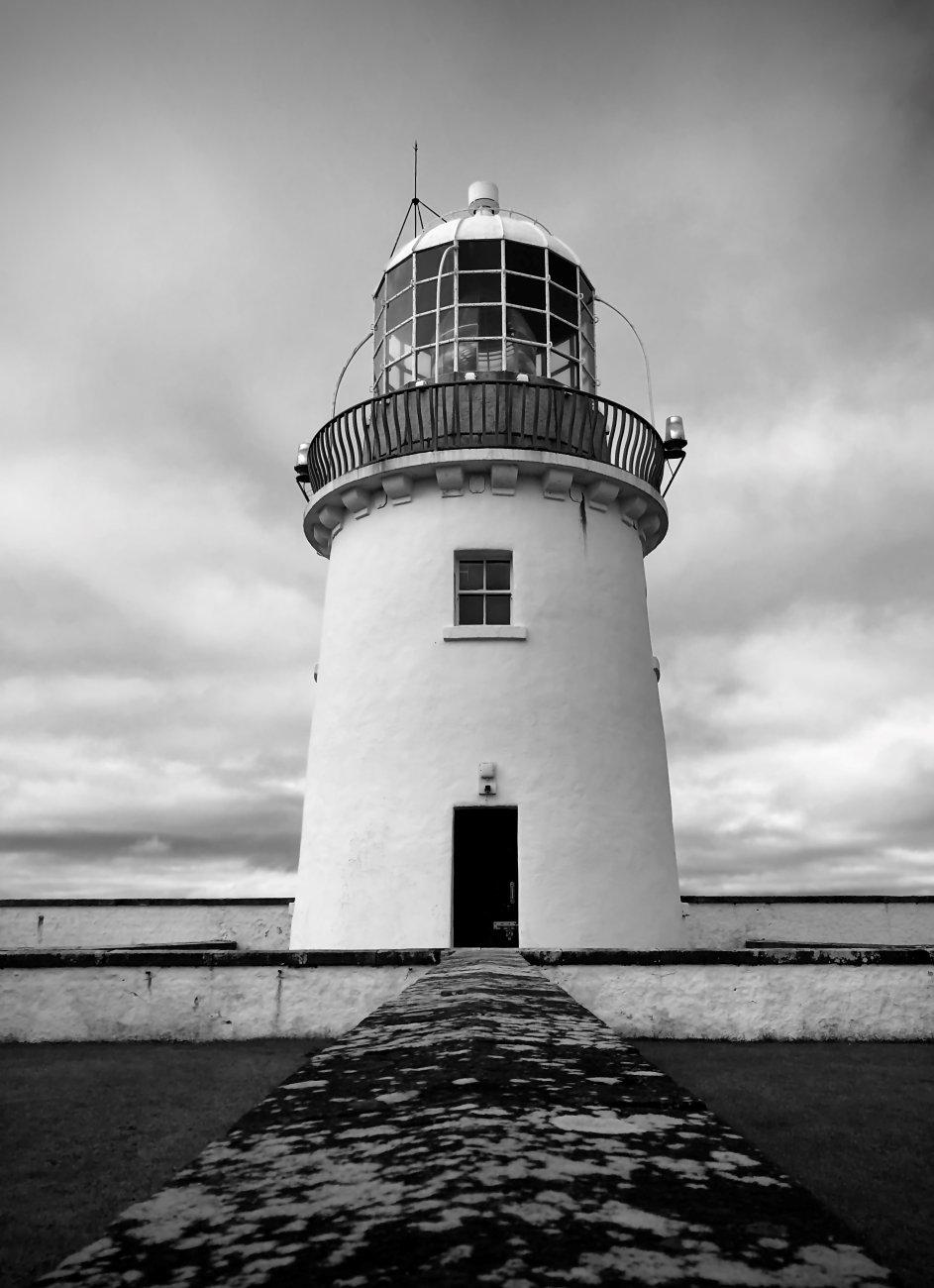 St John's Lighthouse, Dunkineely.