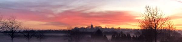 Sunrise Panorama  by NikitaMorris