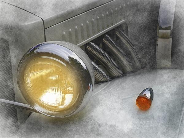 Headlight by Robert51