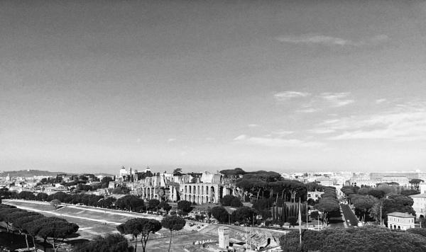 Rome by Merlin_k