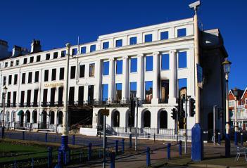 Claremont Hotel 1885-2019 Eastbourne