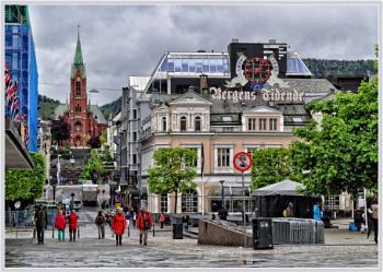 9.07am in Bergen