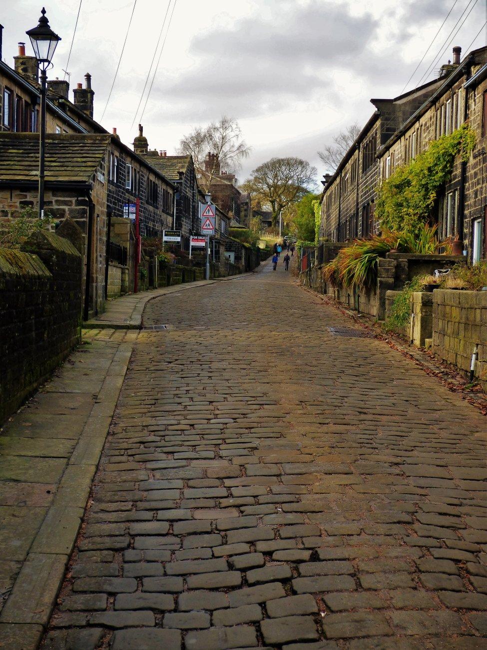 Heptonstall village