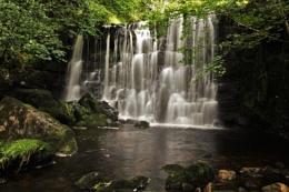 Scale Haw waterfall
