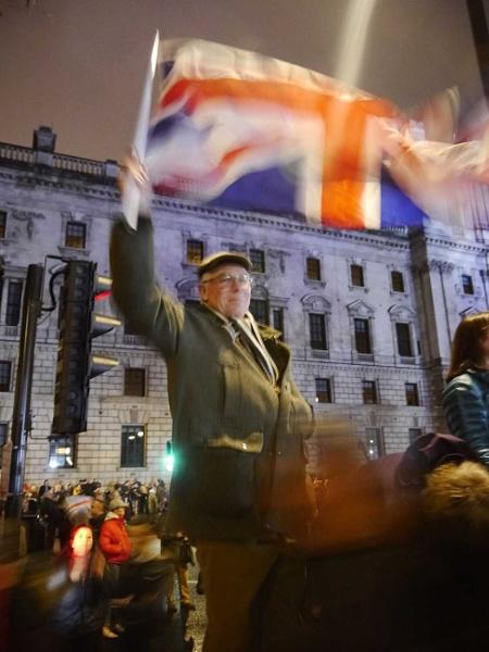 Brexit celebration 2 by Francois Lepinay