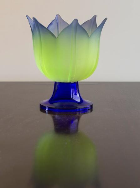 Glass Bowl by Irishkate