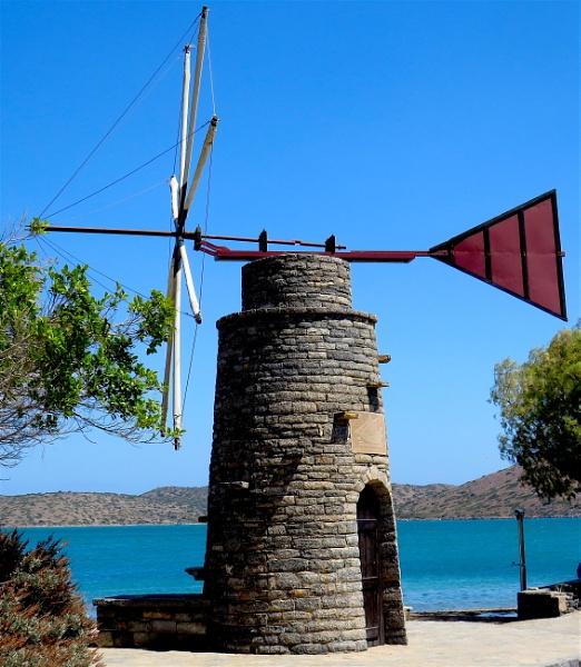 Windmill by ddolfelin