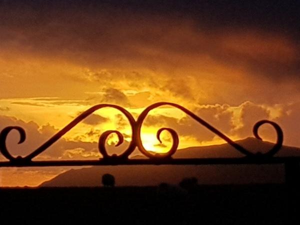 Lovely sunset by netta1234