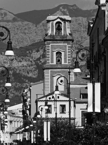 Sorrento Church by mj.king