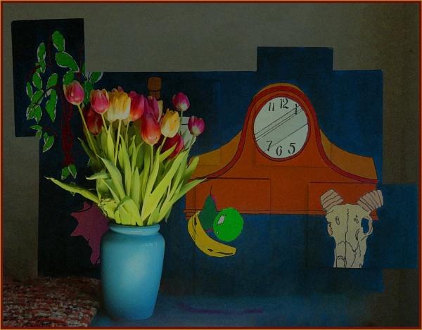 tulpen still life... by estonian