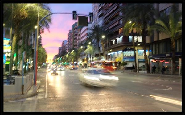 Sunset Street by Fazed