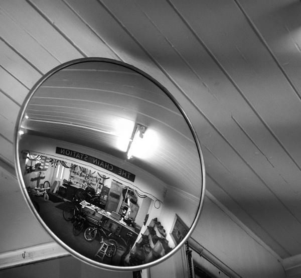mirror.... by Dave_Henderson