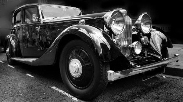 Bentley Vintage Cars by robertsnikon