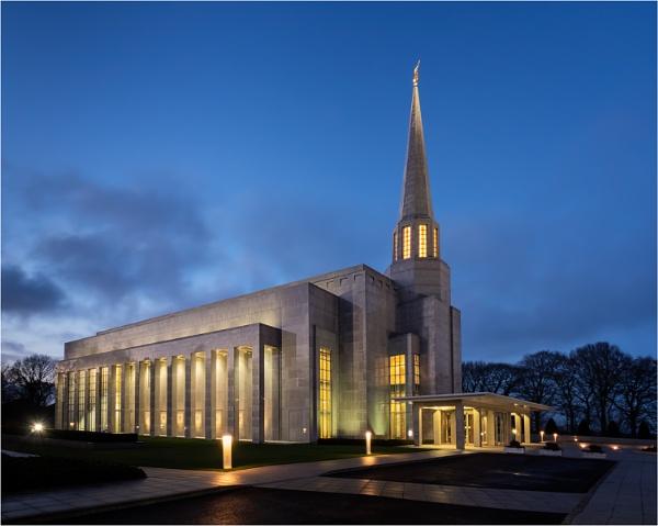 Preston England Temple by Leedslass1