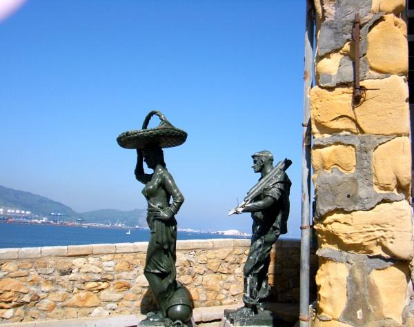 Algorta. Getxo. Spain by Don20