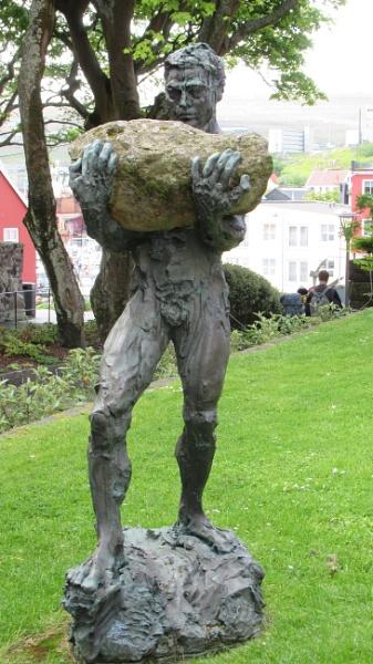 Heavy Load. Torshaven. Faroe Islands by Don20