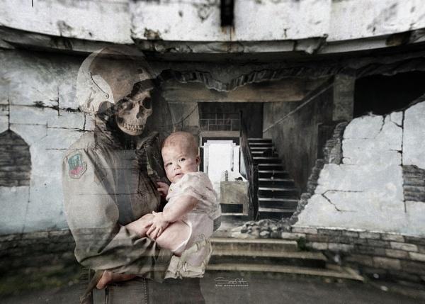 War baby by Theappertunist
