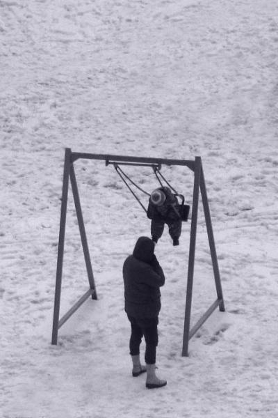 winter fun by leo_nid