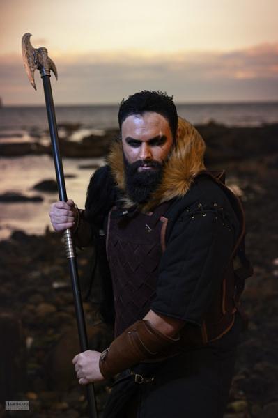 Vikings/GoT themed shoot by LighthousePhotography