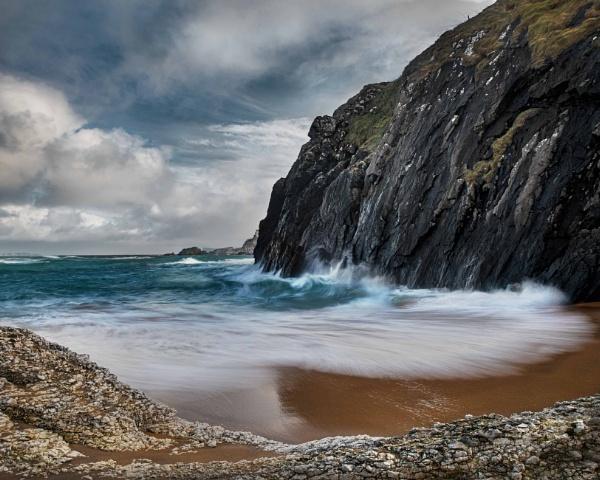 Ballintoy Beach by swilliams71