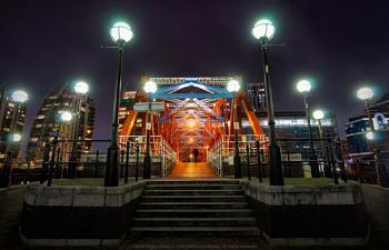 Detroit Bridge Ghosts