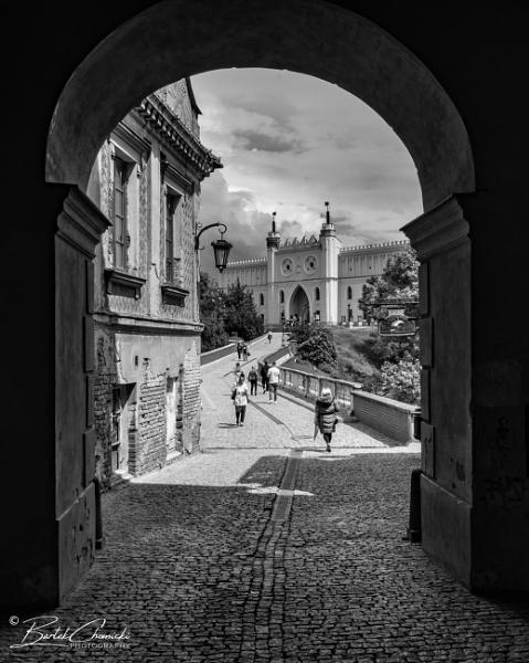 Lublin Castle by barthez