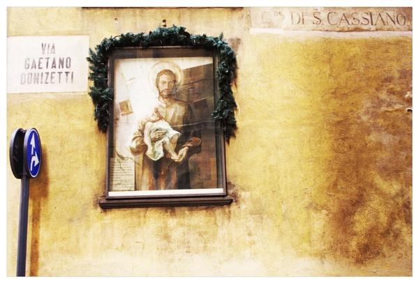 Via Gaetano Donizetti by bliba