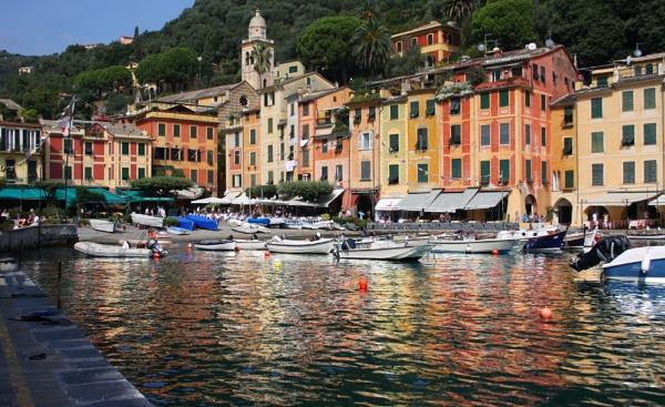 Portofino by sandwedge