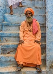 Orange baba