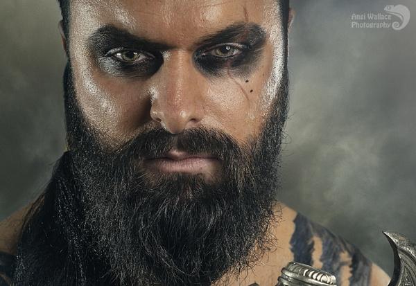 Khal Drogo lookalike by Angi_Wallace