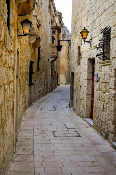 Mdina Medieval City, Malta by budapestbill